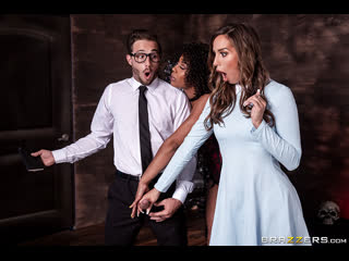 Brazzers milf witches part 3 / desiree dulce, misty stone & lucas frost