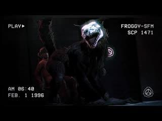 Scporn scp-1471 froggy-sfm