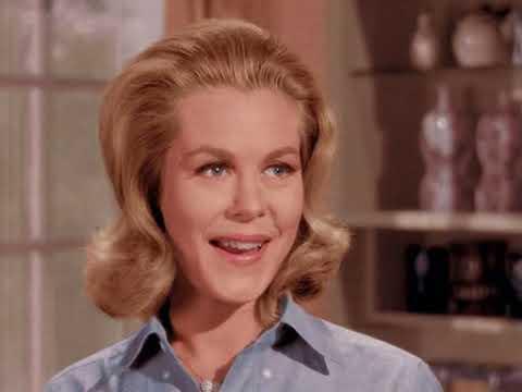 Моя жена меня приворожила Bewitched 1964 1971 01 сезон 04 серия
