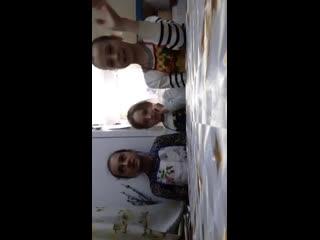 Live: Кулинария вместе с Марией с Ксенией и с Дианой