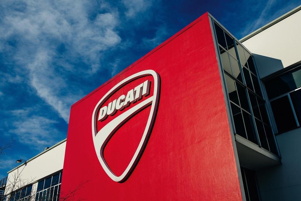 Продажи Ducati почти не выросли в 2019 году