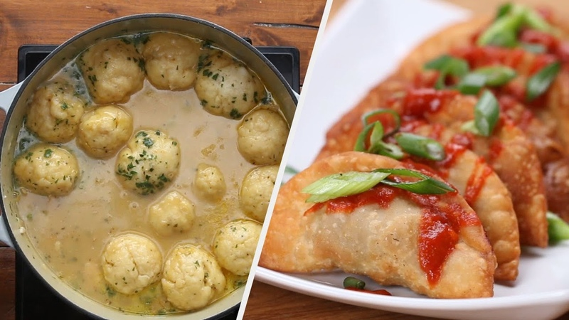 Easy Homemade Dumpling Recipes Tasty Recipes