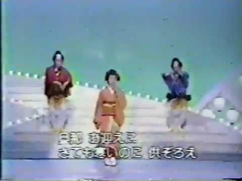 森昌子 奴さん 1984年 Masako Mori Yakkosan