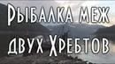 💪 Рыбалка меж двух Хребтов /в аэролодке Берег-350 по глубокой воде/ 4К