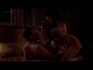 Jessica Pare (Par), Jenny Wade - Mad Men s07e05 (2014) HD 1080p Nude Sexy! Watch / Джессика Паре, Дженни Уэйд - Безумцы