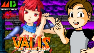 VALIS: Fantasm Soldier [Mega Drive, PC Engine CD] - MechaShadowREV