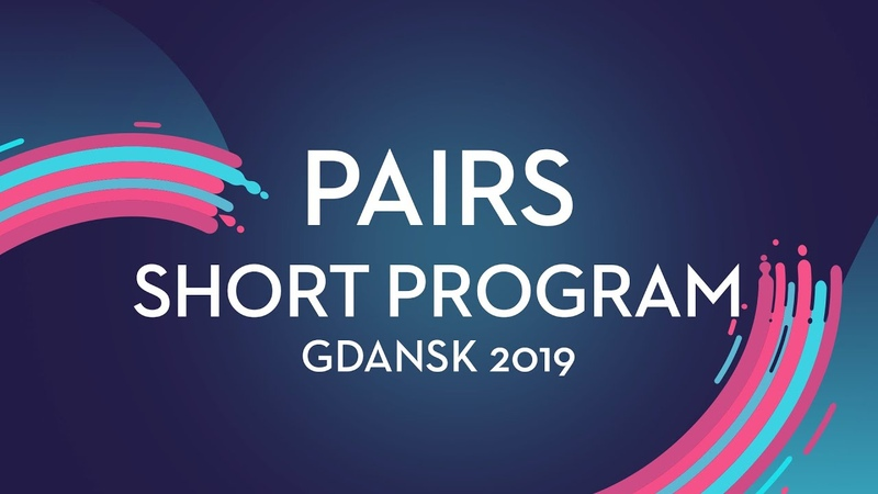 Kate Finster / Balazs Nagy (USA) | Pairs Short Program | Gdansk 2019