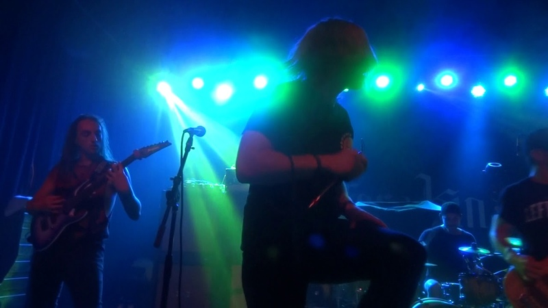Currents My Disguise Live in Fayetteville AR 2019