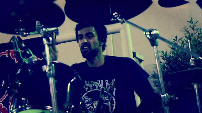 Creative Waste Live in Saudi Arabia Riyadh April 2019 Grindcore Death Metal