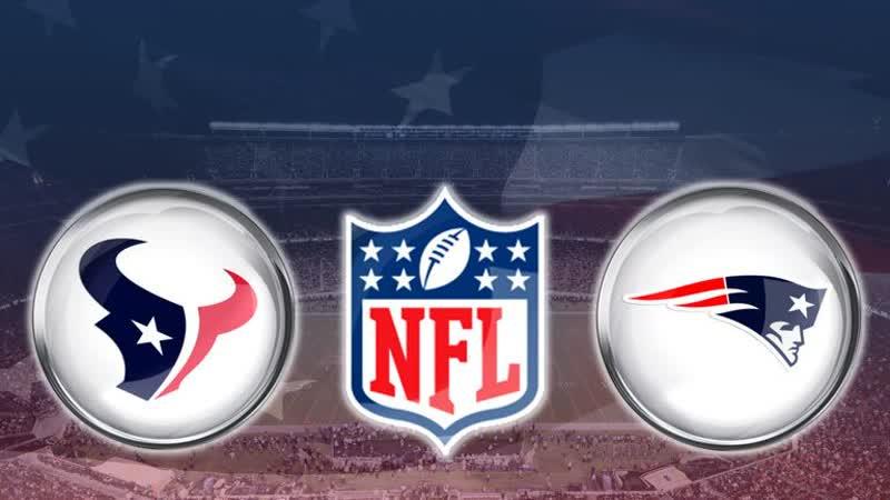 NFL 2017-2018, Week 03, Houston Texans - New England Patriots, EN