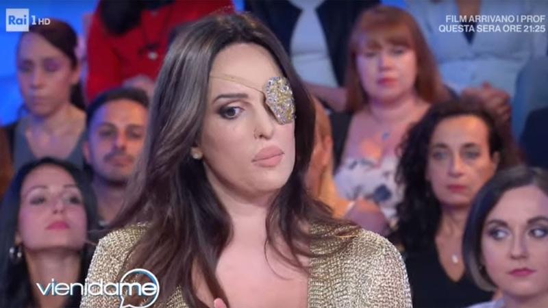 Gessica Notaro racconta la violenza subita dal suo compagno Vieni da me 02 10 2019