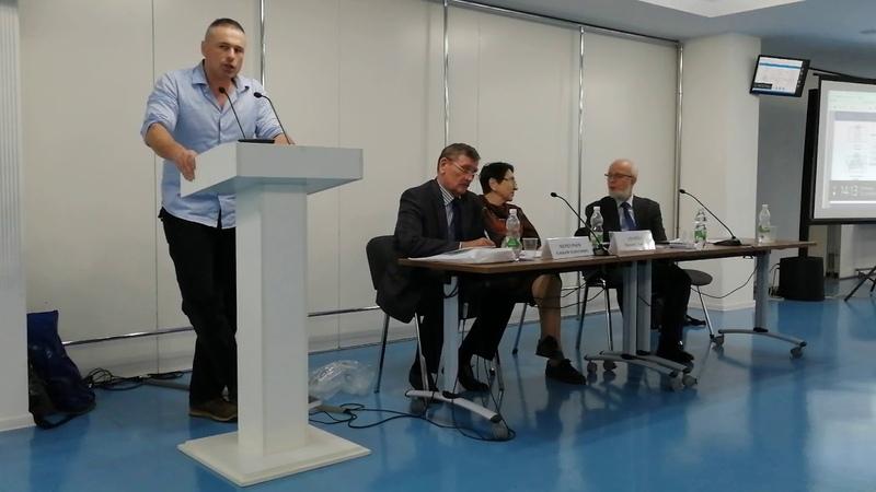 Конференция Вспомним каждого. Виталий Викторович Семёнов. Часть 2.