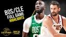 Boston Celtics vs Cleveland Cavaliers Full Game Highlights | October 15, 2019 | FreeDawkins