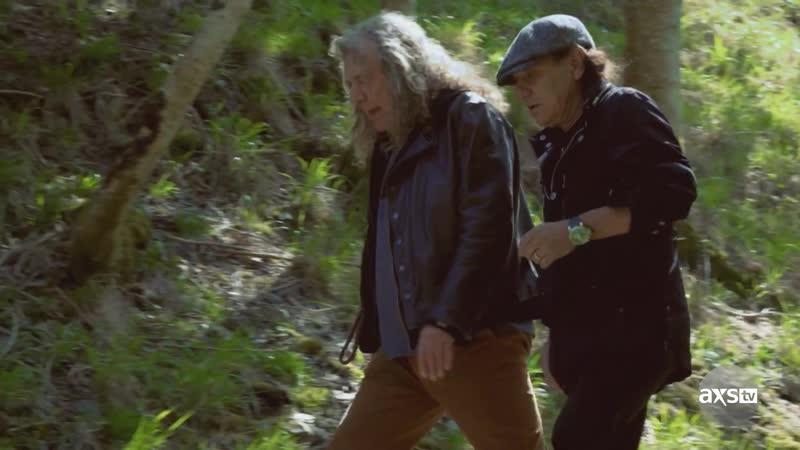 Brian Johnson's A Life on the Road Robert Plant Sneak Peek