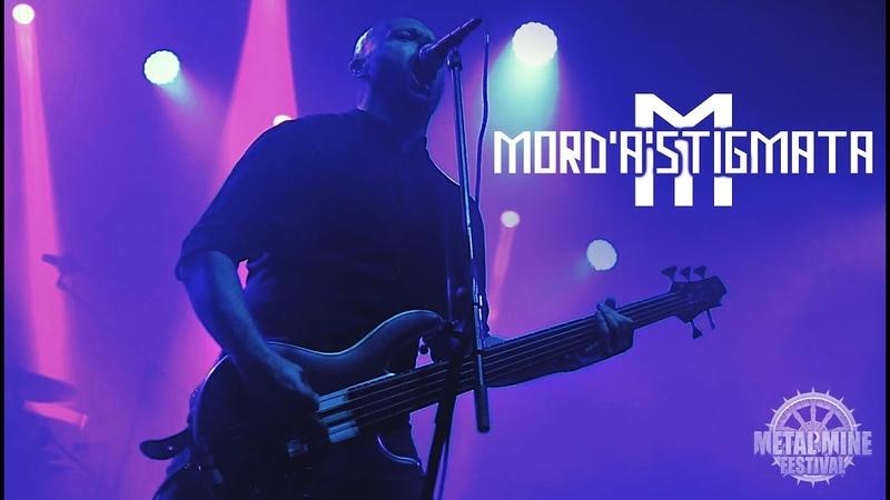 MORD'A'STIGMATA HOPE LIVE VIDEO @Metal Mine Festival 2018