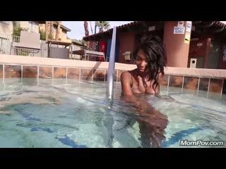 Leyona [all sex, hardcore, blowjob, pov, big tits, brown]