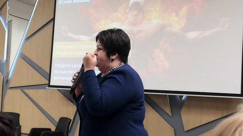 Наталья Шевела 9 августа 2019г Форум в Киеве Обращение к лидерам