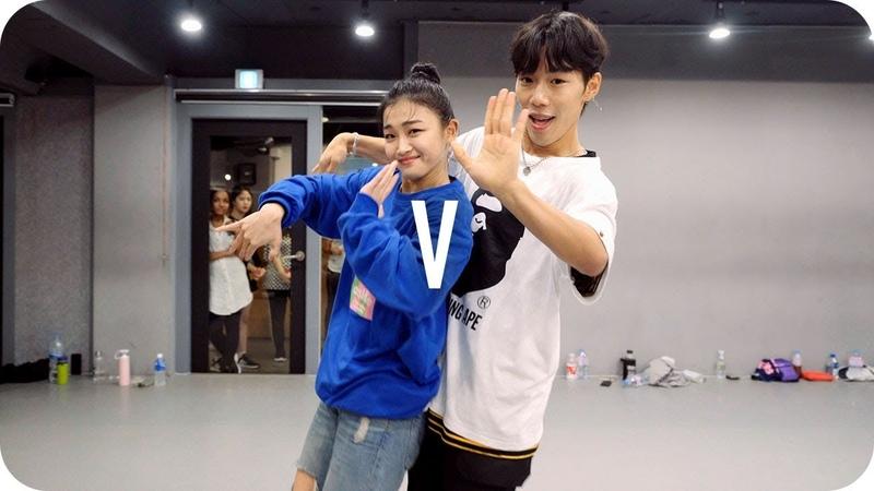 V - Jay Park(박재범) / Yoojung Lee X Koosung Jung Choreography