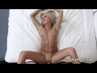 Business trip spiced up with kinky submissive MILF