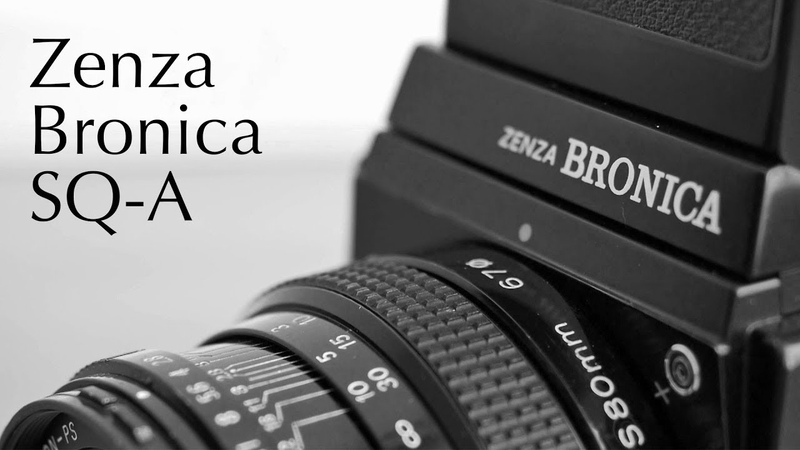 Zenza Bronica SQ A Review
