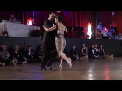 Tangotage Halle 2018 : Clarisa Aragon Jonathan Saavedra (3) El Aeroplano J.d'Arienzo
