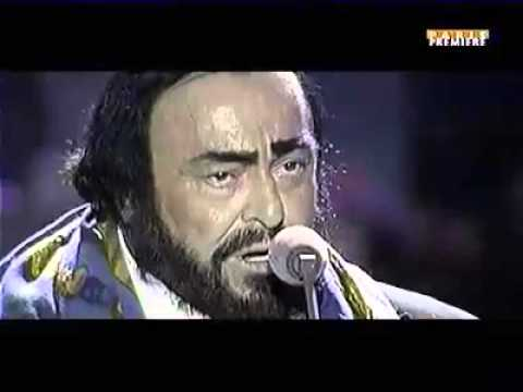 James Brown Luciano Pavarotti It's a Man's World