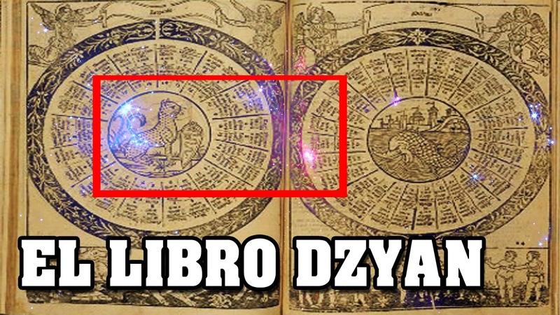 El libro de DZYAN el manuscrito más oscuro y antiguo del mundo VM Granmisterio