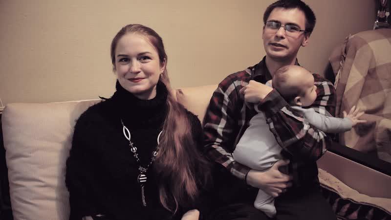 Видео приглашение почётных гостей Екатерины Крамаренко и Александра Рыбочкина