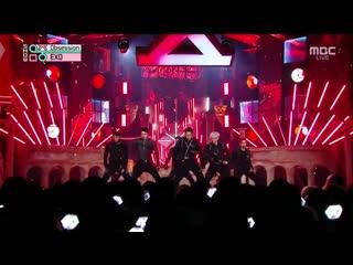 [comeback stage] 191207 exo (##) obsession @ #! #### show! music core [1080p]