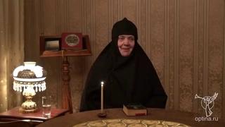 Беседа с матерью убиенного инока Трофима (Татарникова)