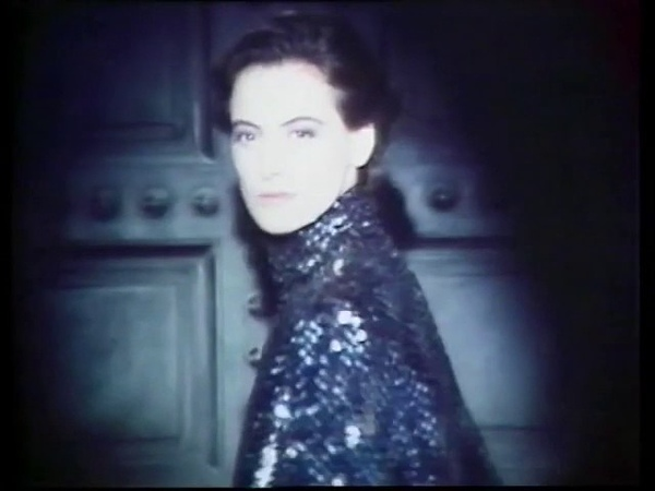 Chanel Coco perfume commercial 80s