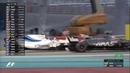 Grosjean and Stroll's terrific tussles Abu Dhabi 2017