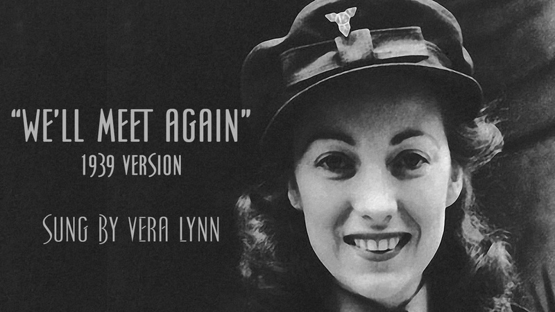 We'll Meet Again Vera Lynn Original 1939 Version