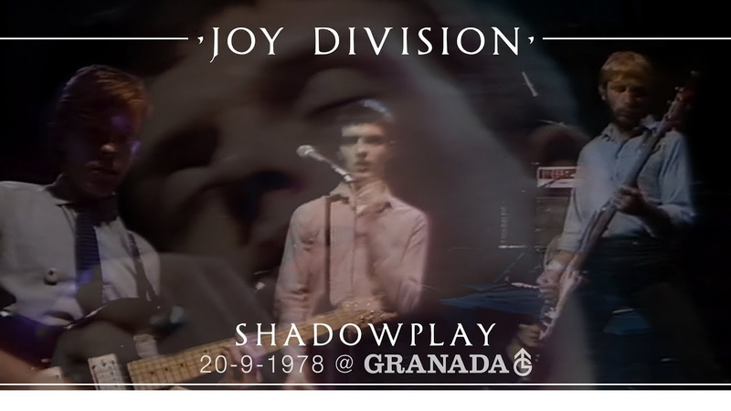 Joy Division Shadowplay 40th Anniversary Remaster 1978 Granada TV Live