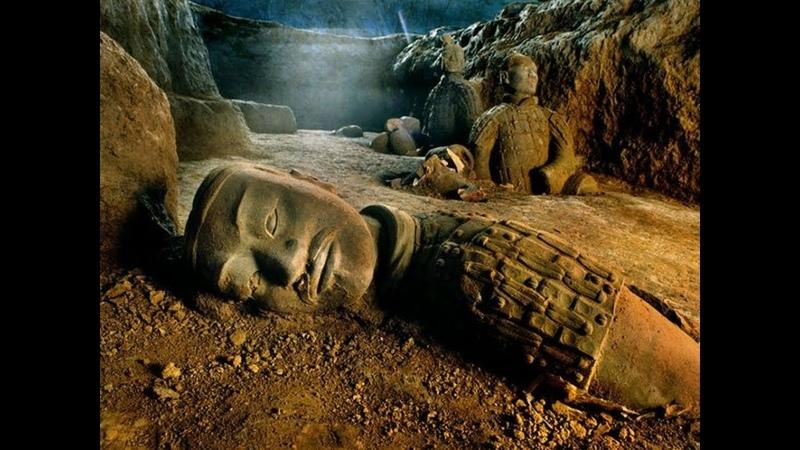 Китайские археологи обескуражены.Вот кто создал глиняную армию императора Цинь