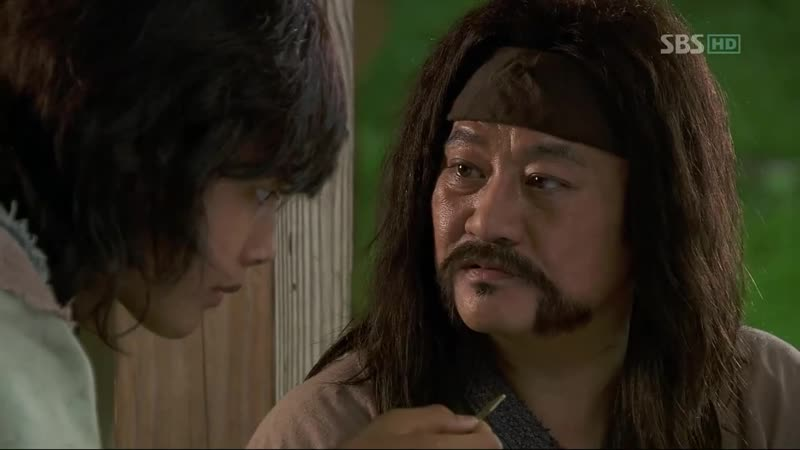 Сокращенная версия Воин Пэк Тон Су 4 серия