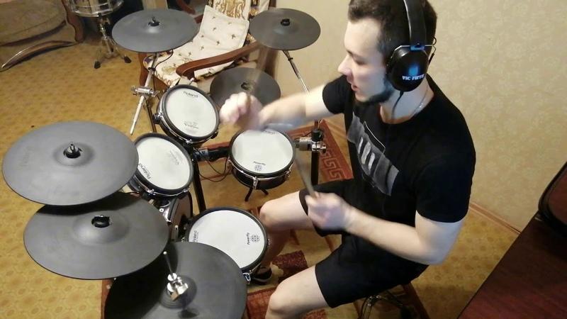 Anatoly Tsypunov Cotos Приглашение на казнь Drum Cover