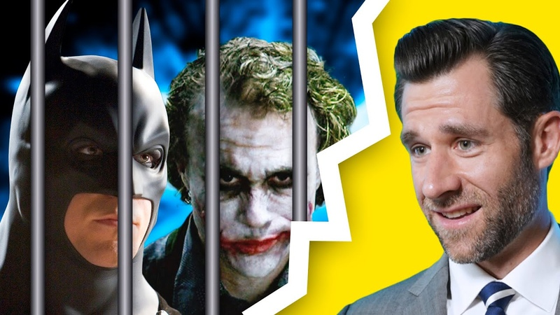 Laws Broken Dark Knight (Can Batman Use Self Defense How Many People Did the Joker Kill)