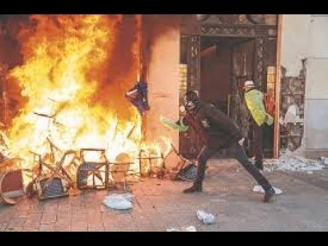 ALERTE 17 Déc 600 Casseurs Macron Offre les Munitions à Bastille