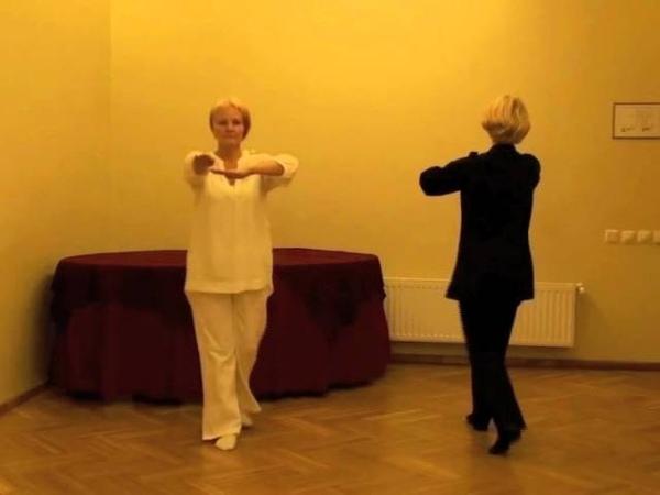 Gurdjieff dance Dead Dervish 2011 Riga Latvia