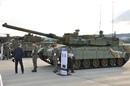 На выставке в Сеуле показали оружие будущего