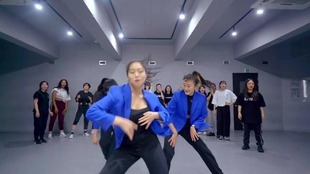 PSY(싸이) - DADDY | SUN-J choreography