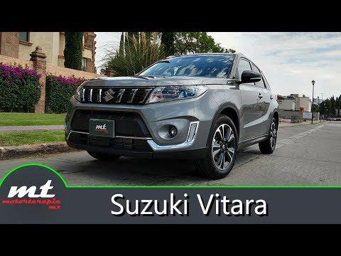 Suzuki Vitara Boosterjet Esta si es una camioneta