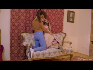 alyssa reece emylia argan room number sex [lesbian, bedroom, piercing]