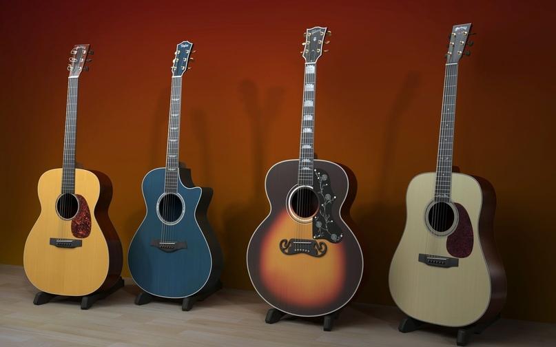 Как выбрать акустическую гитару, изображение №1