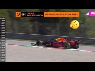Формула двойных стандартов (verstappen - magnussen)   austrian grand prix 2019