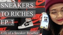 Sneakers To Riches Ep. 3 - Jordan 1 Hyper Crimson Live Cop Shoes Hypebeast Reselling Vlog 2019