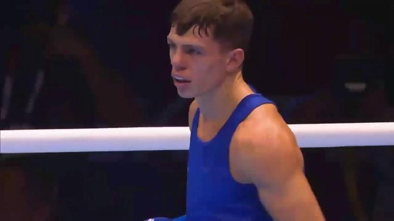 Замковой Андрей Россия Пэт Маккормак Англия финал 69 кг ЧМ Екатеринбург