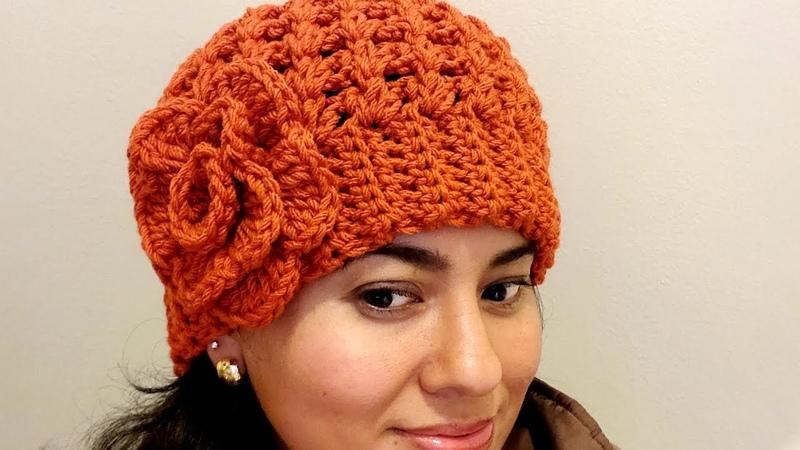 Gorro Otoño para Mujer a Crochet