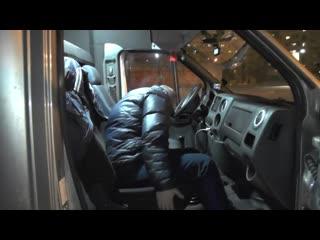 Обзор Газель Next со спальником: авто Виктора!
